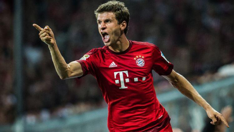 Siêu sao Bundesliga: Thomas Müller