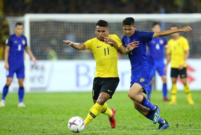 Malaysia 0-0 Thái Lan (Lượt đi - Bán kết AFF Cup 2018)