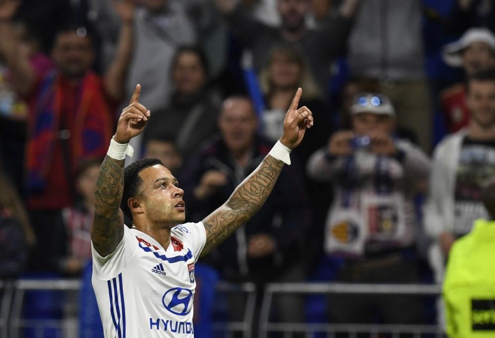 Tuyển tập các bàn thắng của Memphis Depay tại Ligue 1 2017/18