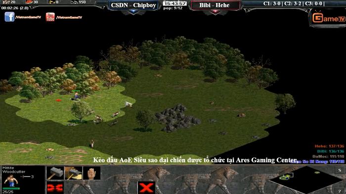 Chim Sẻ Đi Nắng có một trận Hittle rất hay mặc kệ đối phương là 2 vs 1 và có Shang
