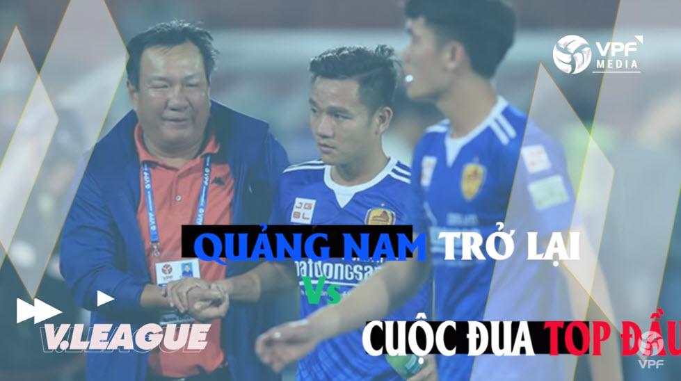 Thông tin trước vòng 15 V-League 2018