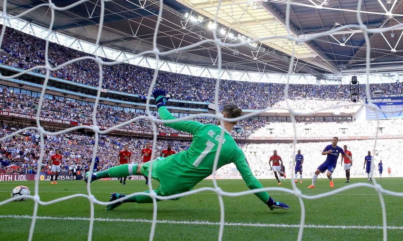 Màn trình diễn siêu hạng của Hazard trong trận chung kết FA Cup