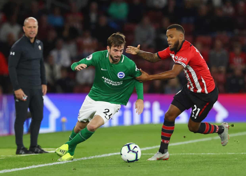 Southampton 2-2 Brighton (vòng 5 Ngoại hạng Anh 2018/19)