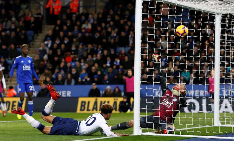 Leicester City 0-2 Tottenham (vòng 16 Ngoại hạng Anh 2018/19)