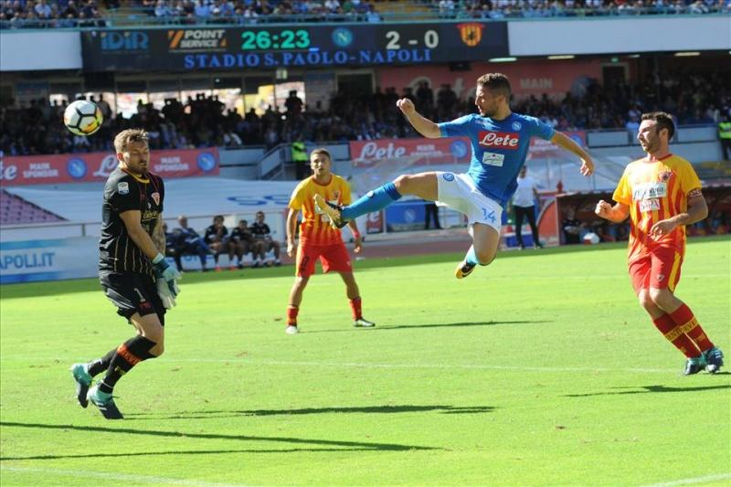 Tuyển tập bàn thắng ở vòng 4 Serie A 2017/18