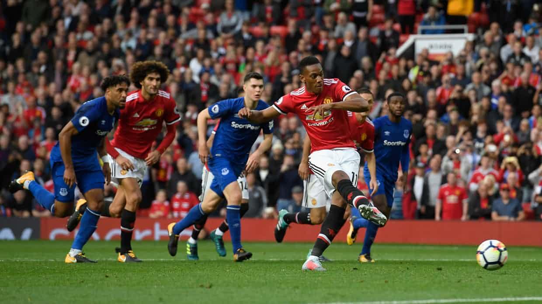 Man Utd 4-0 Everton (vòng 5 Ngoại hạng Anh 2017/18)
