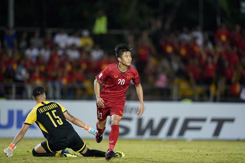 Philippines 1-2 Việt Nam (Lượt đi - Bán kết AFF Cup 2018)