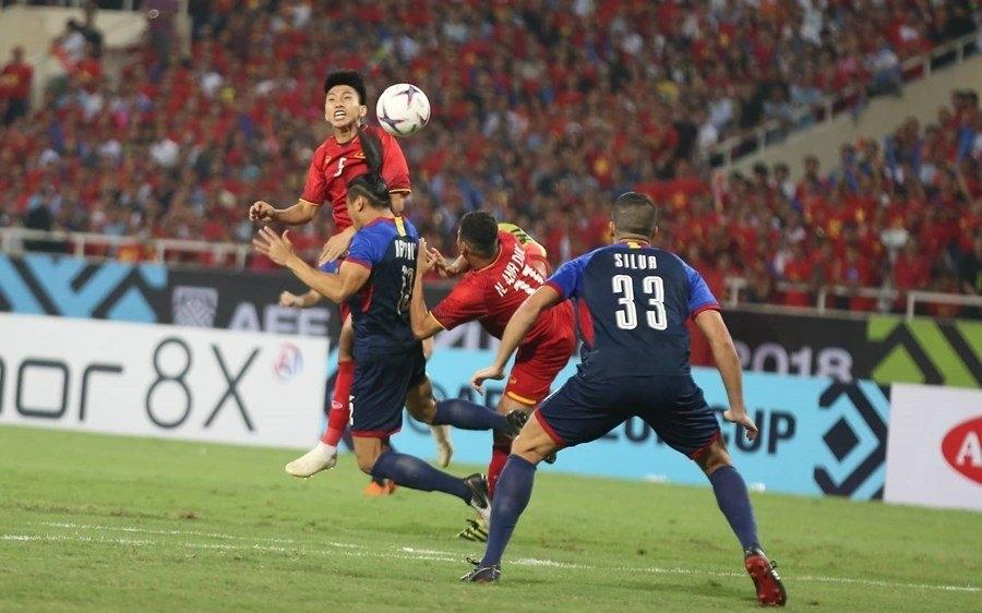 Việt Nam 2-1 Philippines (Lượt về - Bán kết AFF Cup 2018)