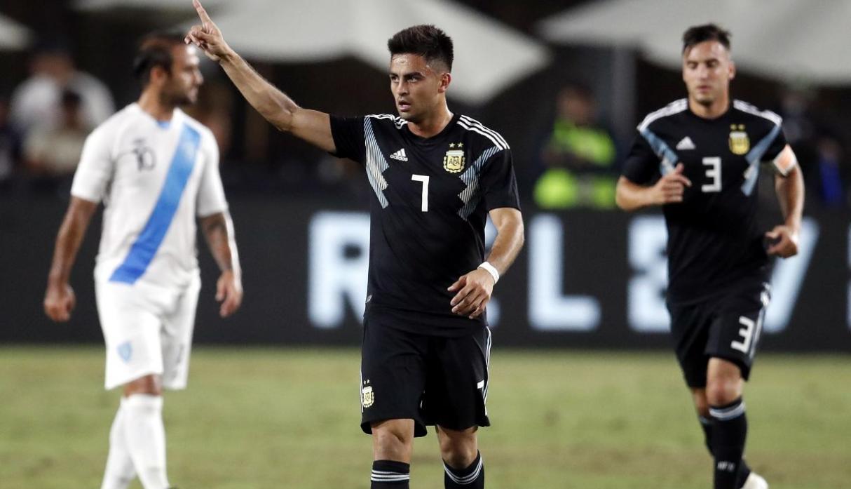 Argentina 3-0 Guatemala (Giao hữu Quốc tế 2018)