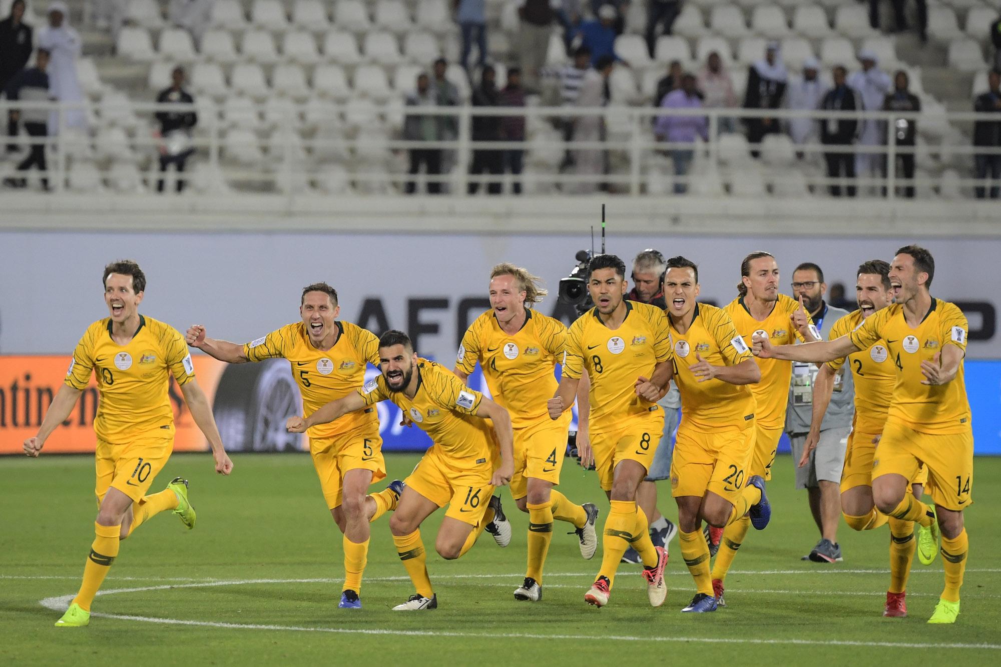 Australia 0-0 Uzbekistan (vòng 1/8 Asian Cup 2019)