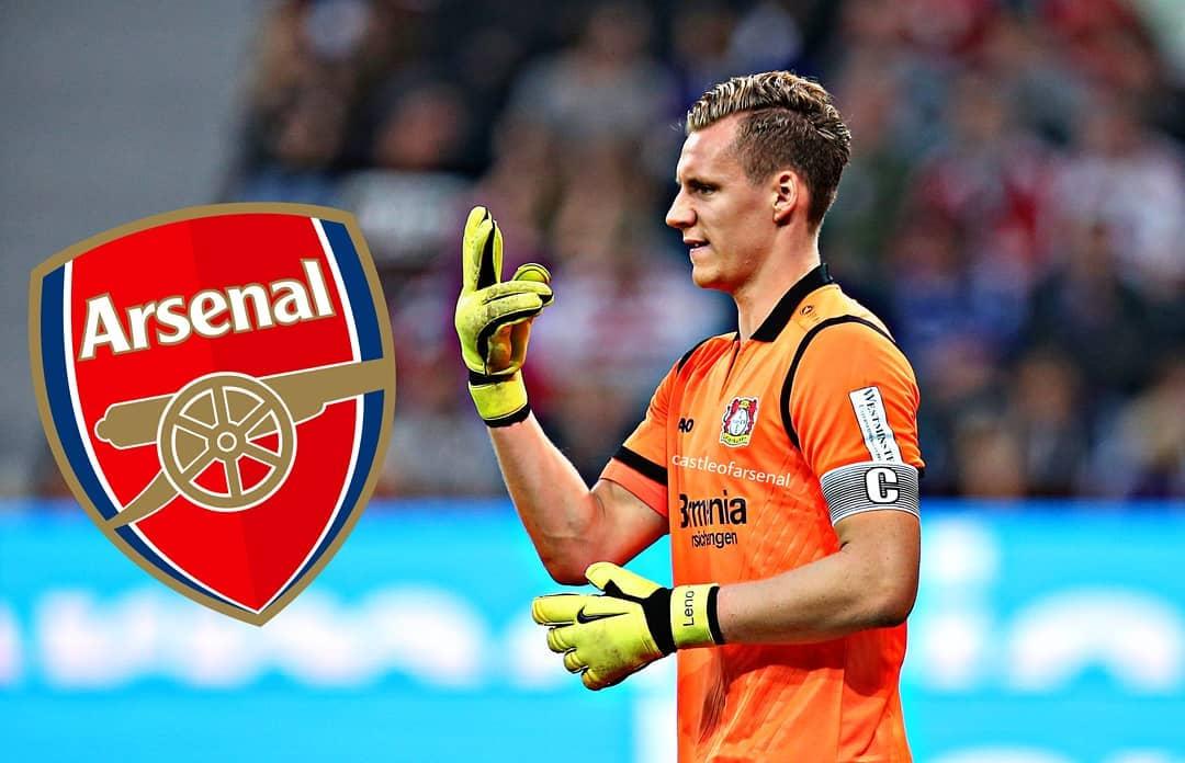 Tài năng thủ thành Bernd Leno - Thủ môn mới nhất của Arsenal