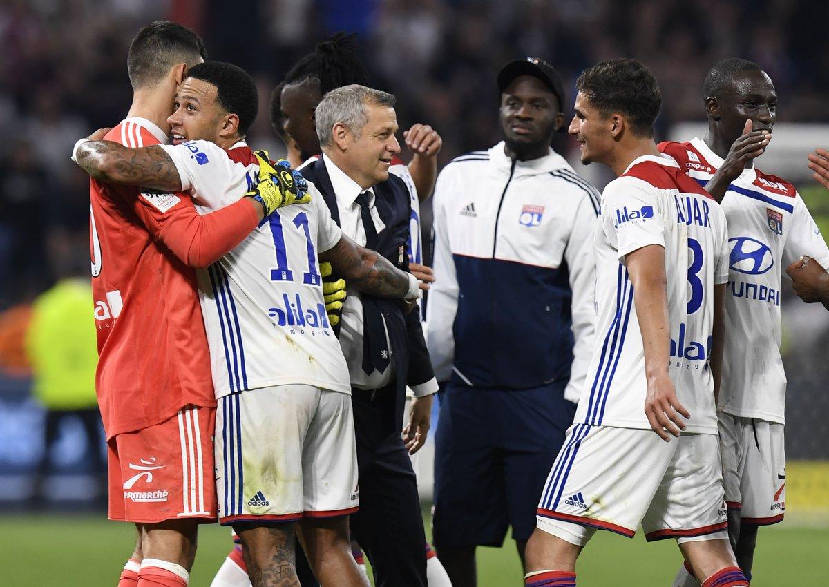Tổng hợp vòng 38 Ligue 1 2017/18