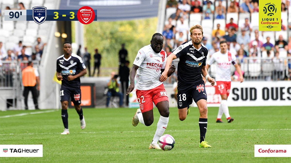 Tổng hợp vòng 5 Ligue 1 2018/19