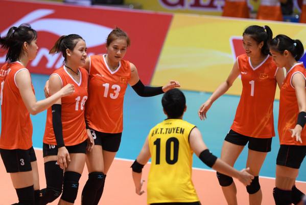 Nữ Việt Nam 3-0 Suwon (Tranh hạng 3 VTV Cup 2017)