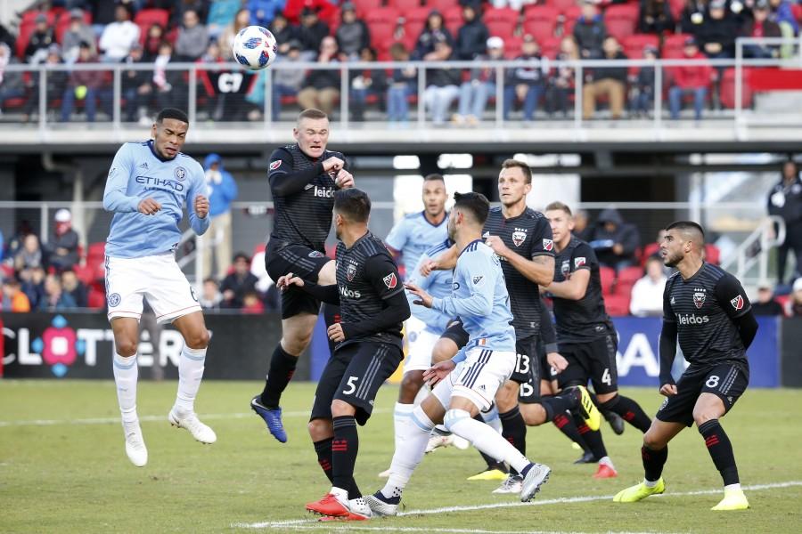 D.C. United 3-1 New York City (vòng 33 Nhà nghề Mỹ 2018)