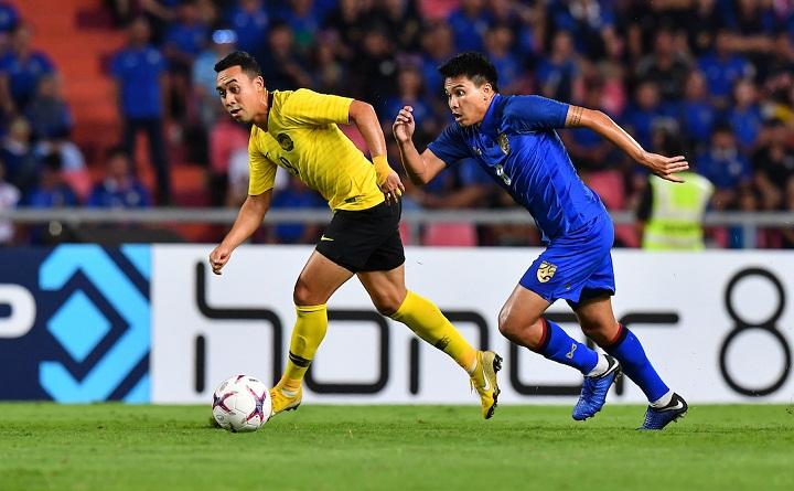 Thái Lan 2-2 Malaysia (Lượt về - Bán kết AFF Cup 2018)