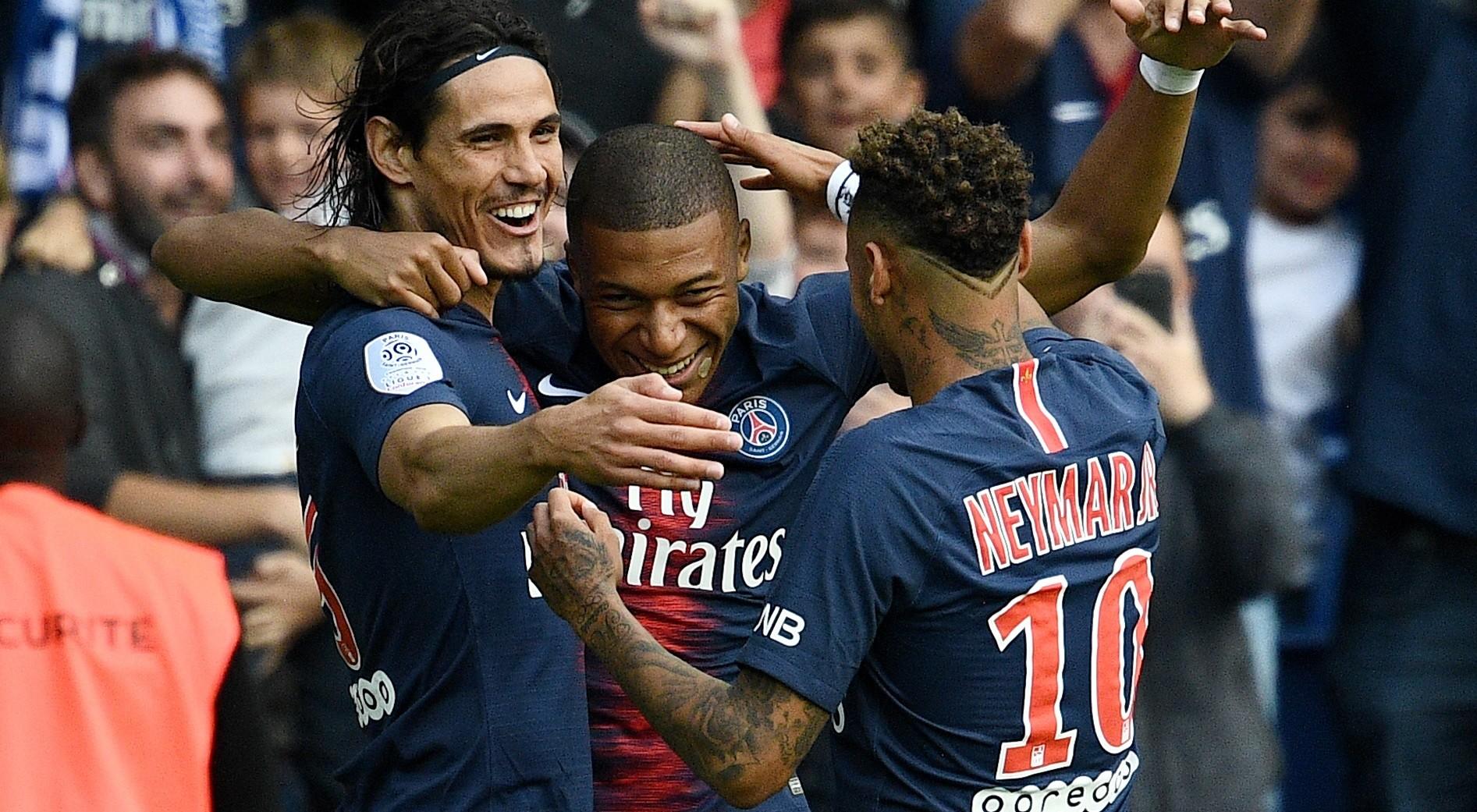 Tuyển tập 26 bàn thắng tại vòng 9 Ligue 1 2018/19