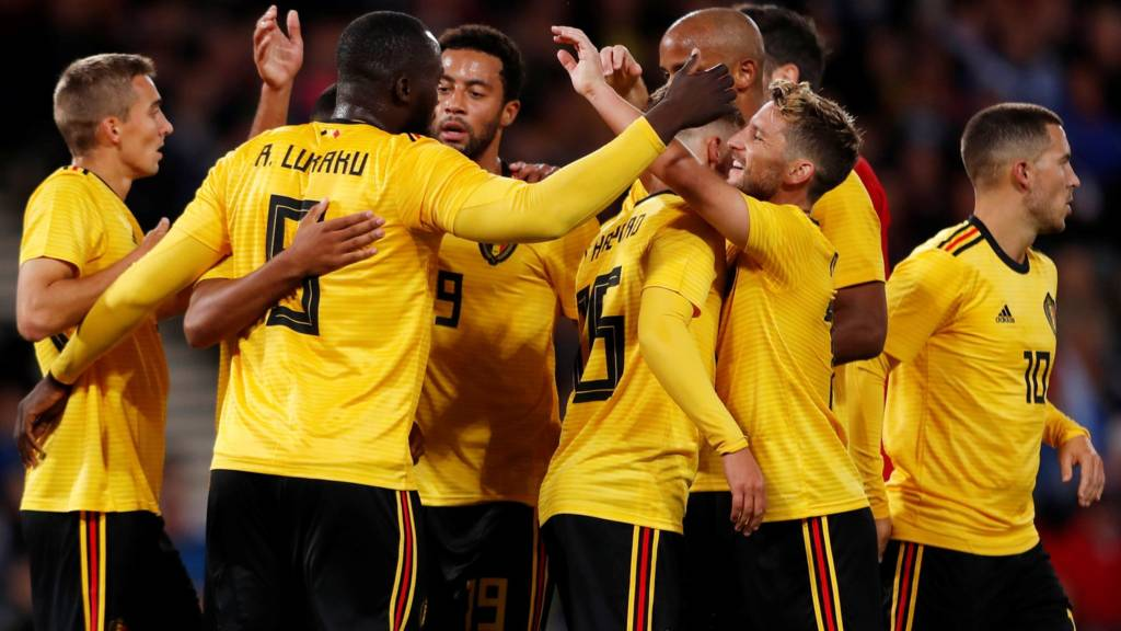 Scotland 0-4 Bỉ (Giao hữu Quốc tế 2018)