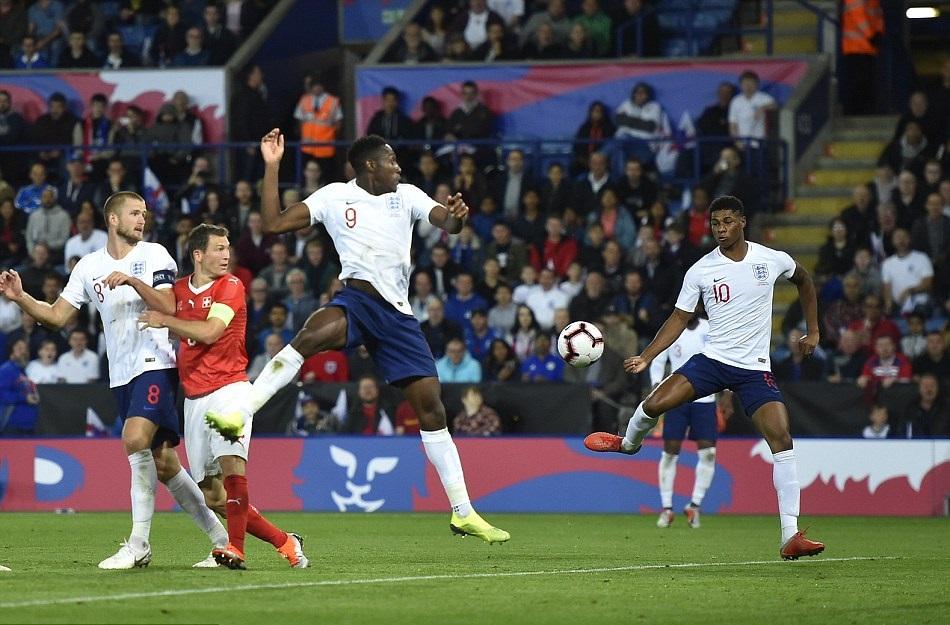 Anh 1-0 Thuỵ Sĩ (Giao hữu Quốc tế 2018)