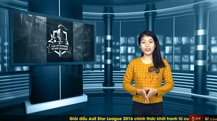 AOE Star League 2016: Bản tin đồng hành số 13