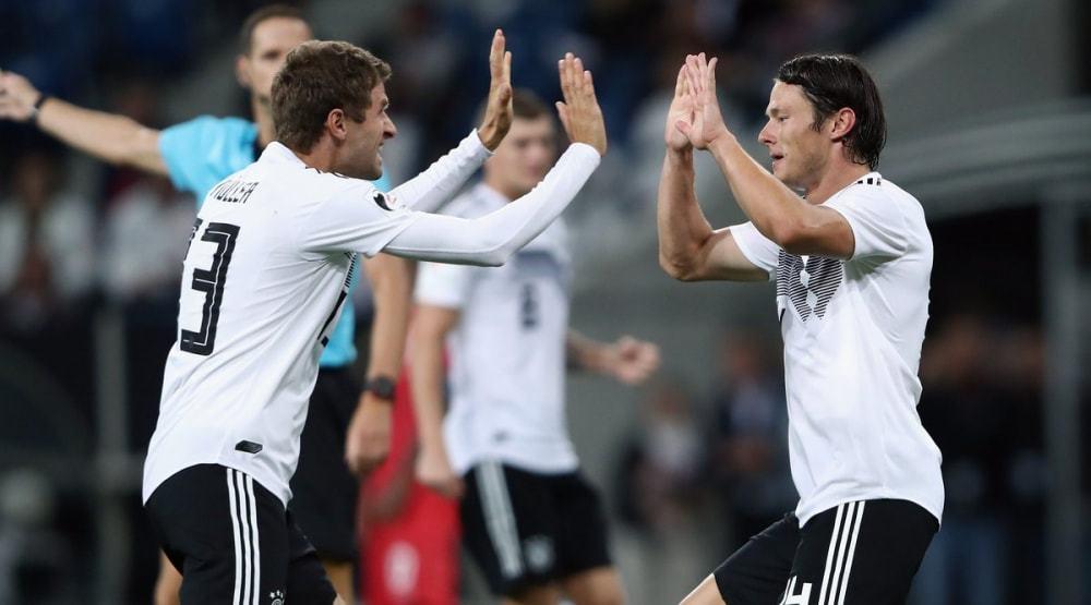 Đức 2-1 Peru (Giao hữu Quốc tế 2018)