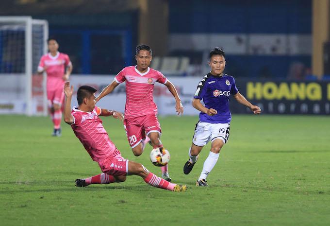 Thông tin trước vòng 14 V-League 2018