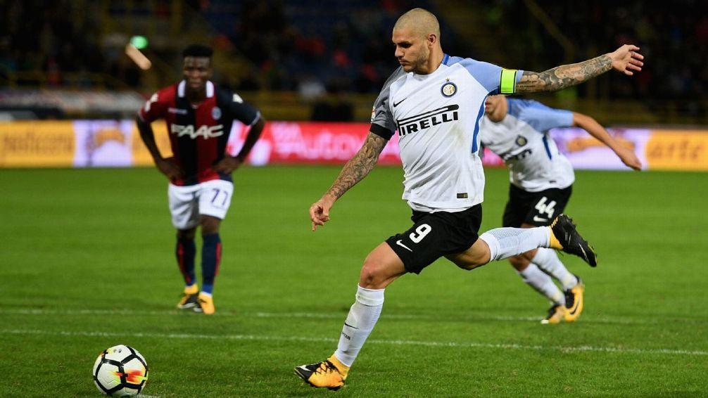 Bologna 1-1 Inter Milan (vòng 5 Serie A 2017/18)