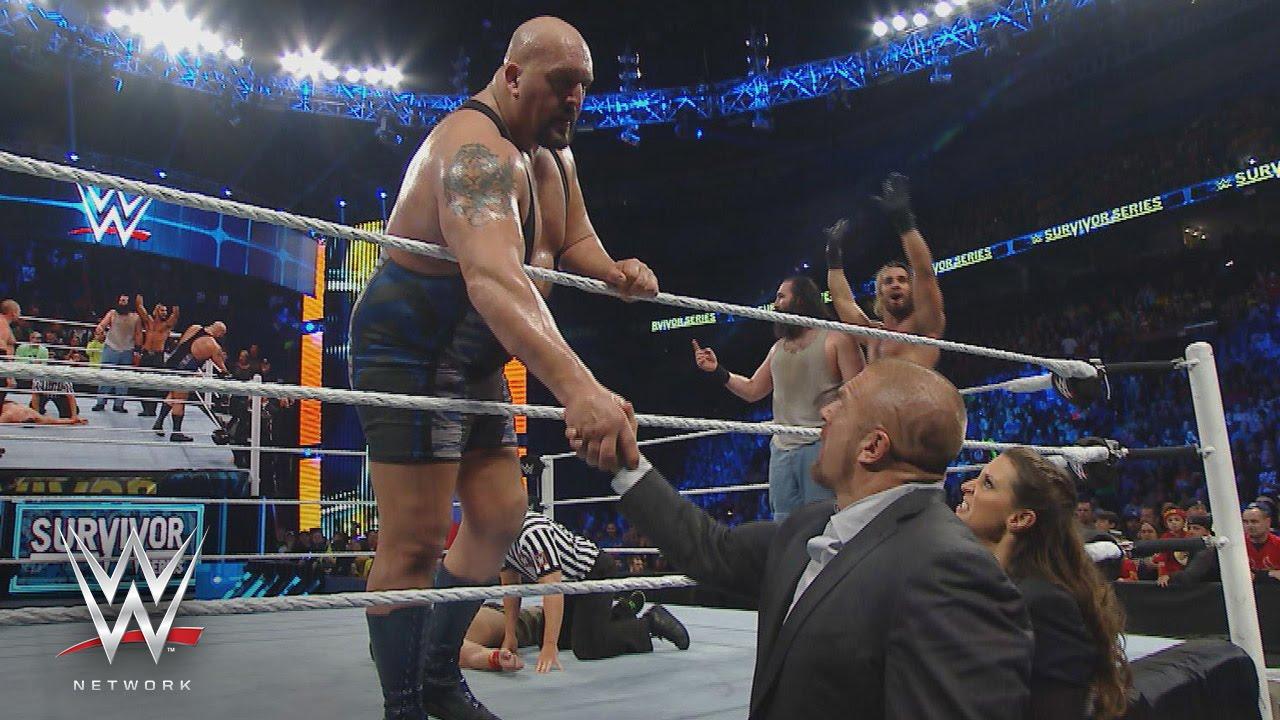Survivor Series 2014: Team Cena quyết chiến Team Authority