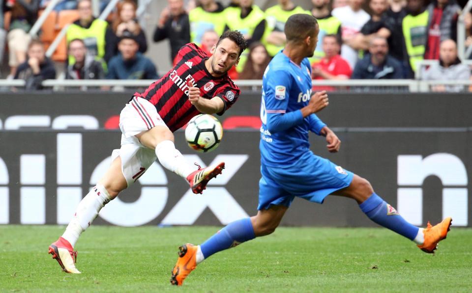 AC Milan 5-1 Fiorentina (vòng 38 Serie A 2017/18)