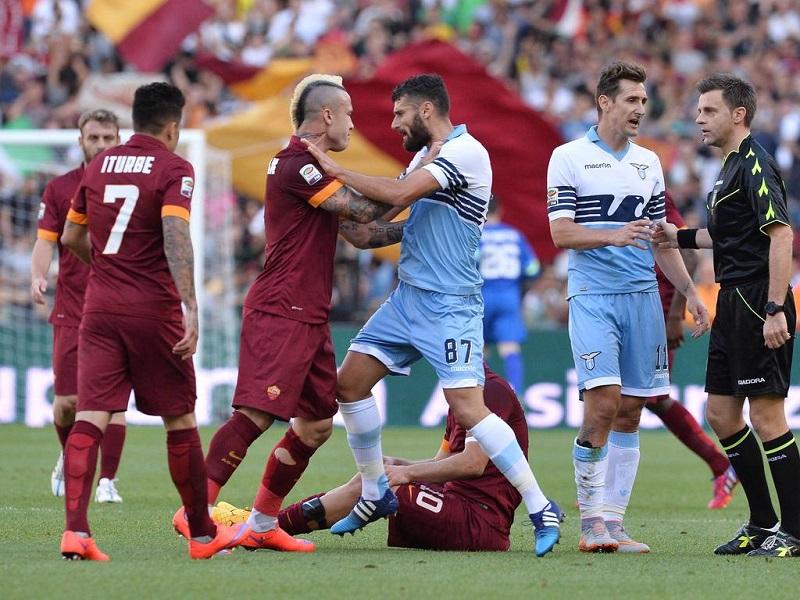 Tuyển tập các bàn thắng tại derby Roma từ năm 2006 tới 2013
