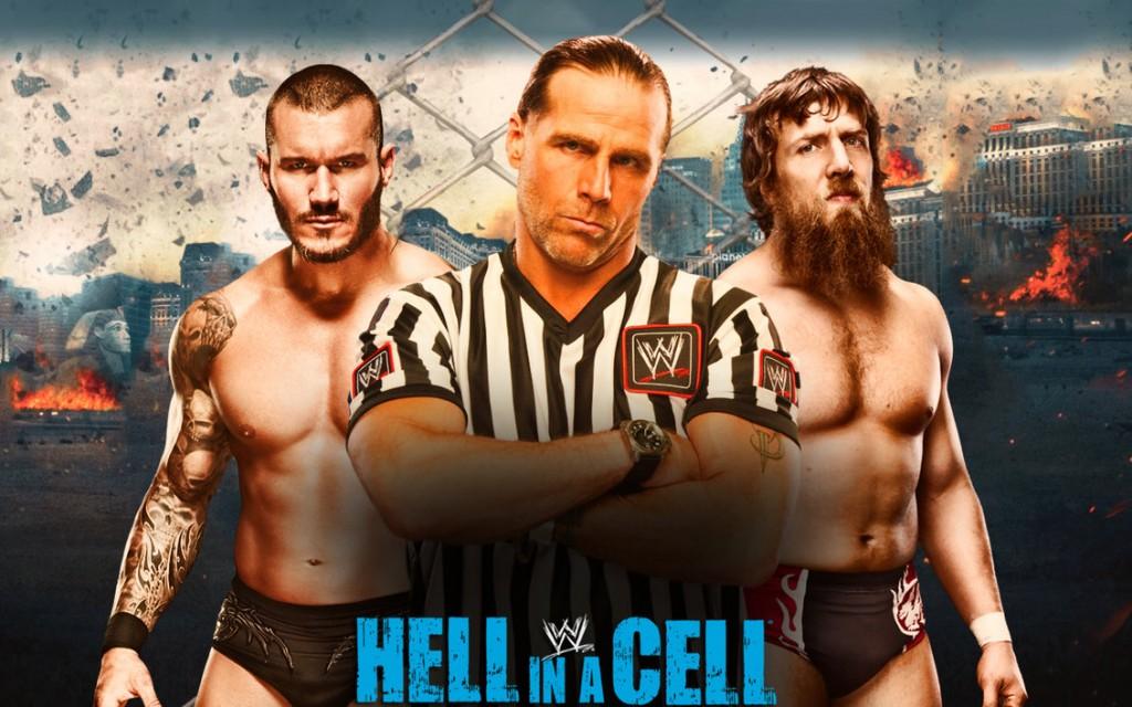 Hell in a Cell 2013: Orton quyết đấu Bryan và trọng tài khách mời